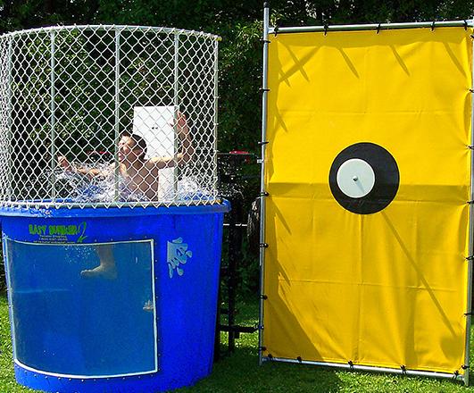Dunk tanks & Water Games