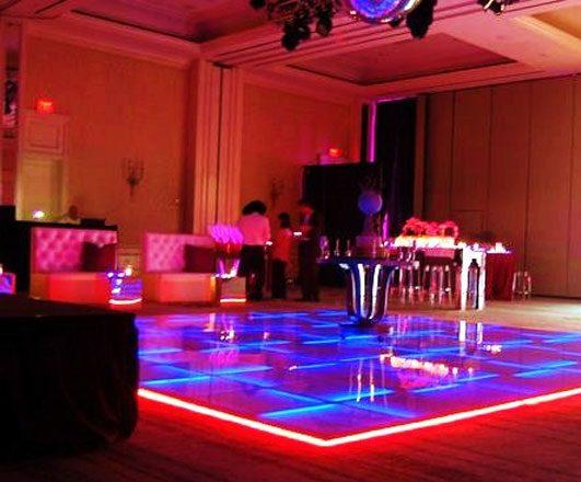LED Dance Floor Rentals Phoenix, Scottsdale Arizona