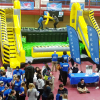 Battle Zone Inflatable Joust