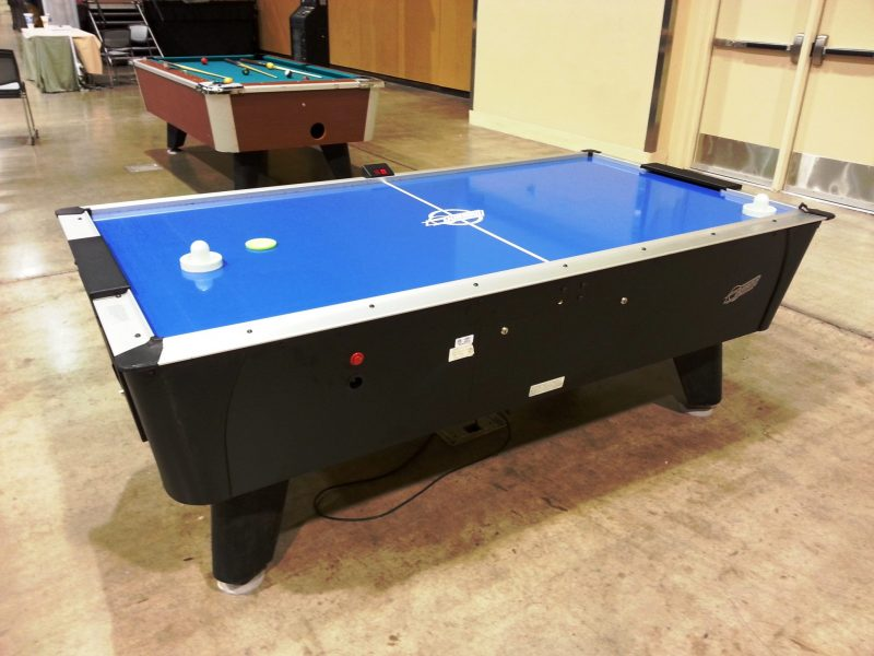 Air Hockey table rental Phoenix
