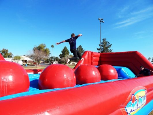Wipeout Big Baller rentals Arizona