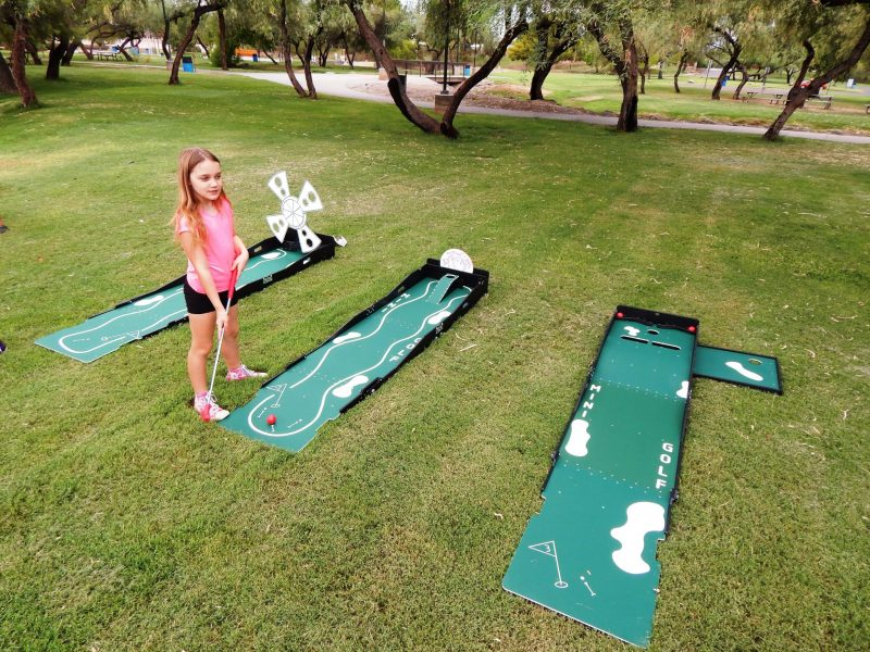 Mini golf game rentals AZ (2)